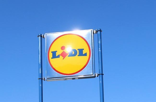 File image of a Lidl sign. Picture: Press Association
