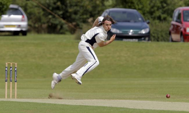 Jack Brooks in action for Oxfordshire in 2008   Picture: Steve Wheeler