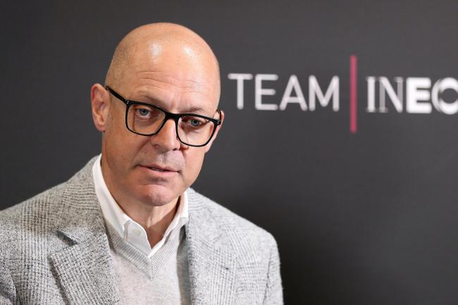 Sir Dave Brailsford has named a
