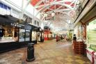 The Covered Market in Oxford. Pic: Jon Lewis.Copyright Newsquest Ltd 2014..