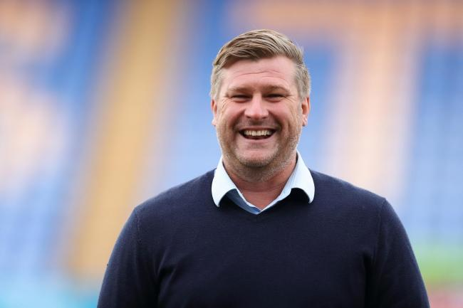 Karl Robinson's new deal will keep him at Oxford United until 2024  Picture: James Williamson