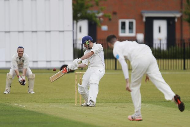 Captain Tom Gurney was in top form as Westbury claimed their maiden Tier 1 title Picture: Ed Nix