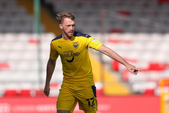 Sam Long is the only Oxford United player to start every game so far this season   Picture: James Williamson