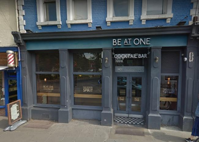 Be At One. Picture: Google Maps