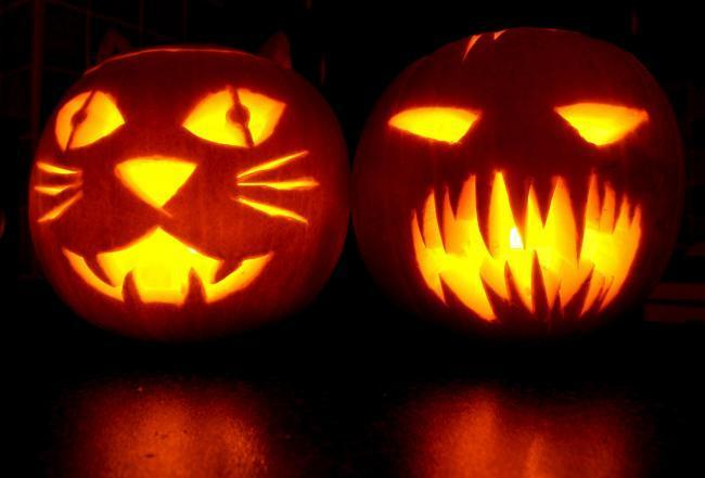 A Halloween pumpkin hunt is being held around Weymouth and Portland Picture: PA