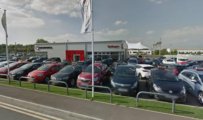 Bellinger is to close its Didcot branch. Picture: Google Maps