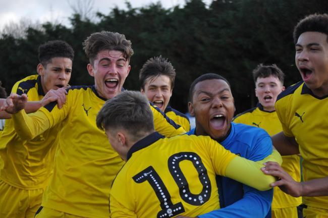File picture of Oxford United Under 18s Picture: Oxford United