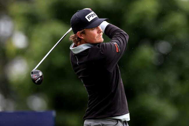 Eddie Pepperell Picture: Mike Egerton/PA Wire