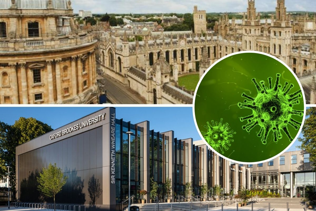 True Oxford Covid total revealed as all university cases FINALLY included