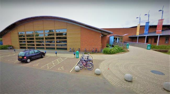 Leisure Centre partially closed for second day