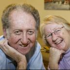 Oxford Mail: Allen Newey and his wife Sandra