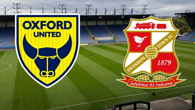 Oxford United v Swindon Town now on course to go ahead
