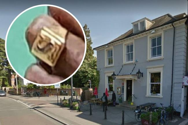 Elderly man had 'ring pulled from finger' by woman in robbery