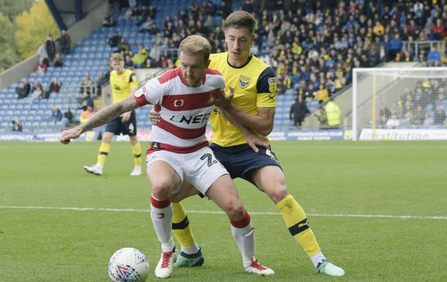 Doncaster Rovers last visited the Kassam Stadium in October 2019 Picture: David Fleming