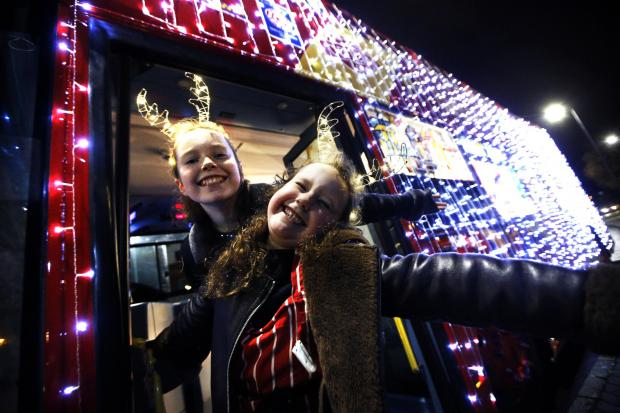 Oxford Christmas Light Festival Launch