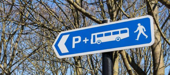 Parking is free at Oxford's park and ride sites in the run up to Christmas