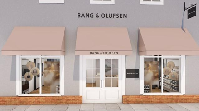 Bang & Olufsen opens at Bicester Village