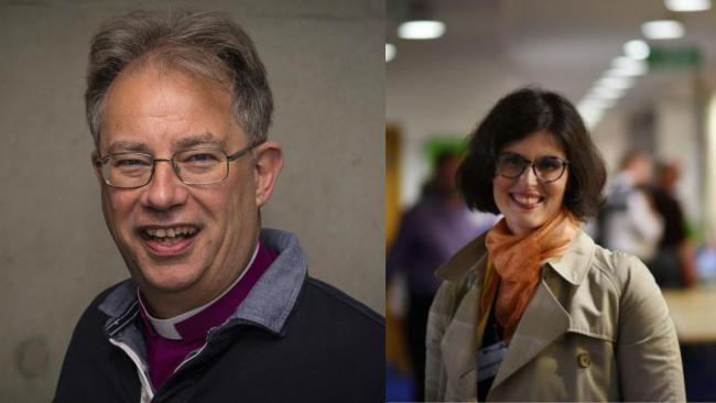 Bishop of Oxford Steven Croft and MP Layla Moran have spoken on the new Christmas restrictions