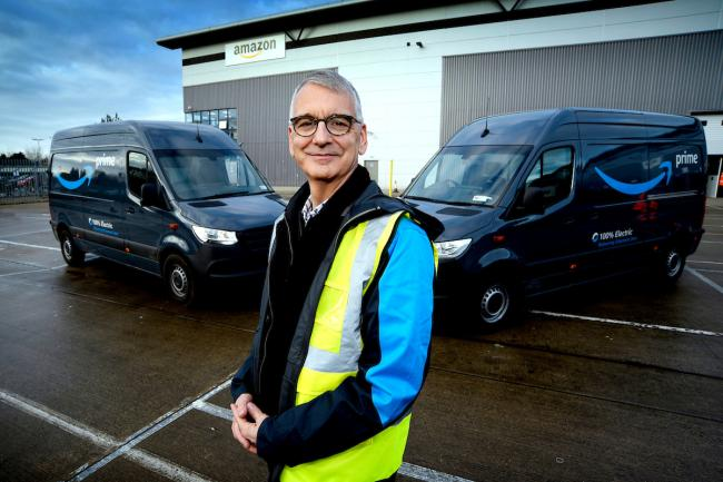 Amazon Banbury. 17.12.20