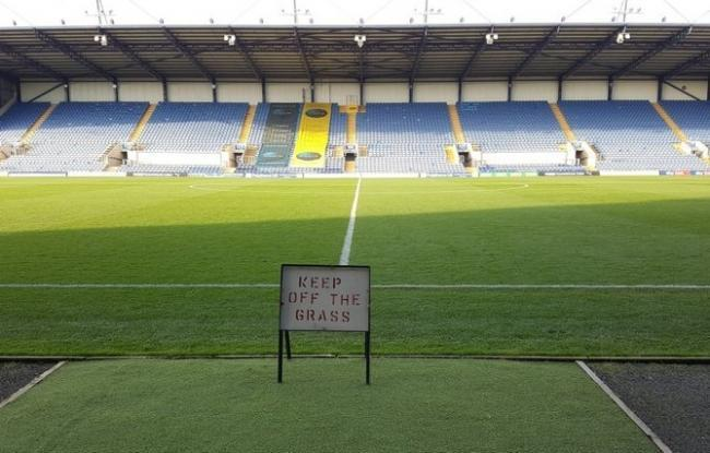 Oxford United's Kassam Stadium