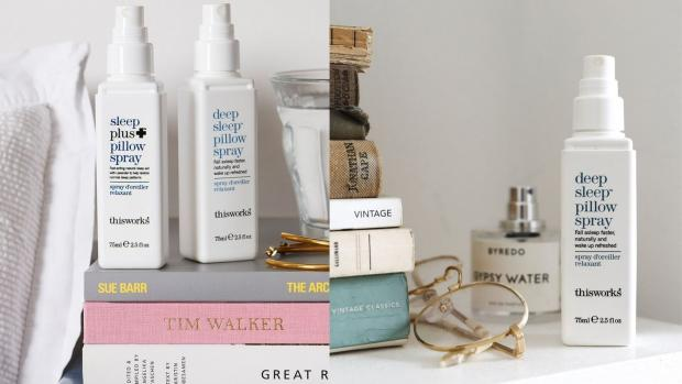 Oxford Mail: Sleep soundly with the spritz of a bottle. Credit: Thisworks