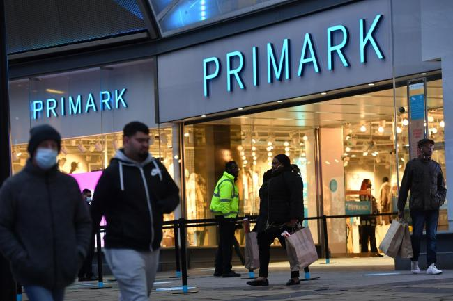 Associated British Foods owns Primark