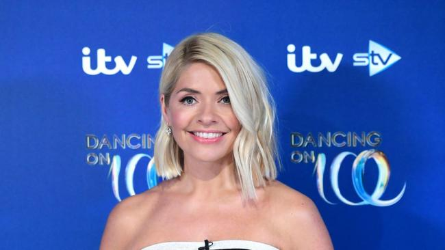 Holly Willoughby tips one celebrity to perform well in new series of Dancing On Ice. (PA)