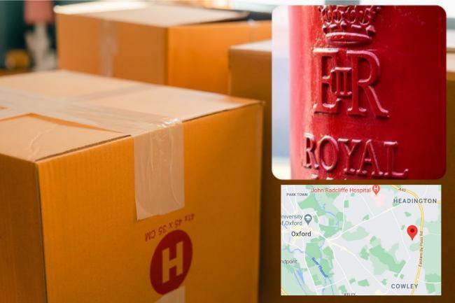 Royal Mail delievery delays in East Oxford