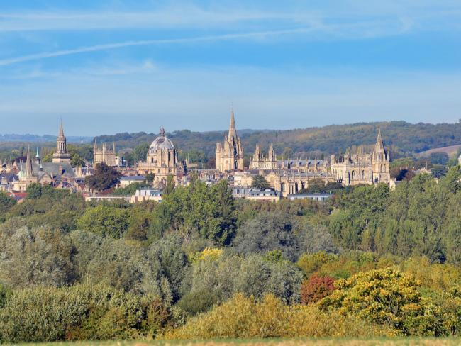 Stock image of Oxford