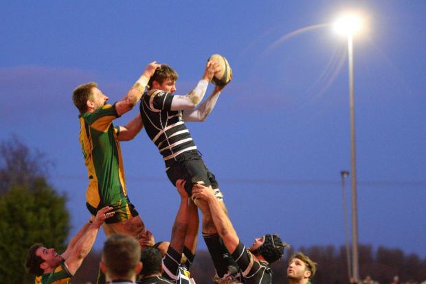 Chinnor and Henley Hawks will not be able to do battle in the NCA Cup Picture: Denis Kennedy