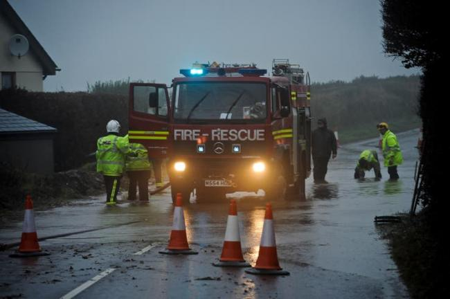 Seven deaths and injuries caused by flooding and water incidents in Oxfordshire
