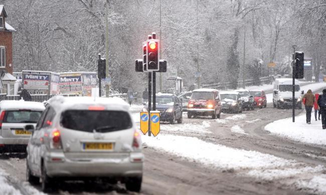 Warning: Snow and ice to bring disruption to Oxfordshire this weekend
