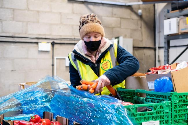 Oxford Food Bank has changed its name to the 'Oxford Food Hub' to better reflect its role as a distributor of surplus food.
