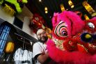 Chinese New Year at the Grand Village Imperial in Bicester. Head Chef Raymond Chu is pictured. Picture by Ed Nix.
