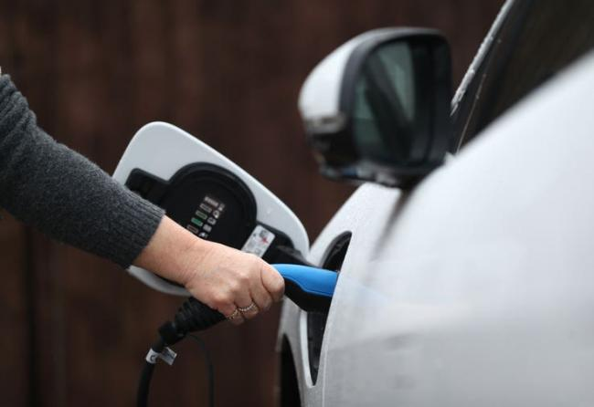Oxford leading the way with electric car charging points