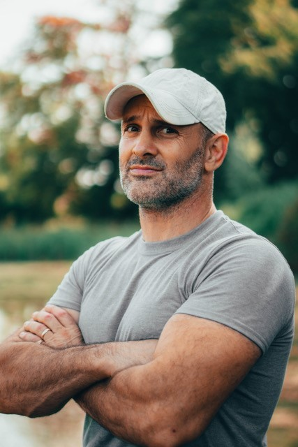 TV survival expert Ed Stafford. Picture: Papillon Communications
