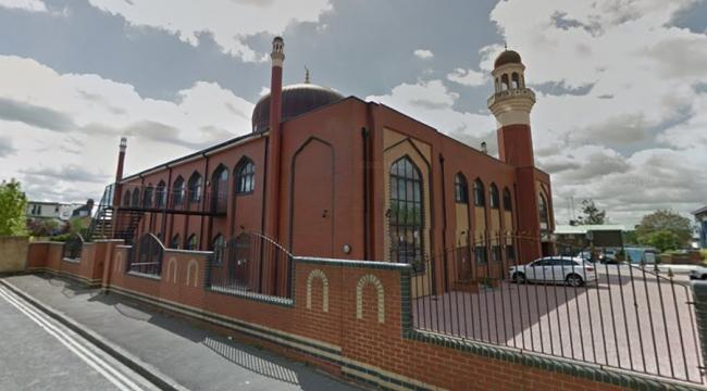 Central Oxford Mosque in Manzil Way. Picture: Google Maps
