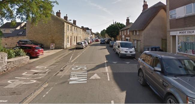 Mill Street in Eynsham. Picture: Google Maps