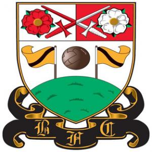Football Team Logo for Barnet