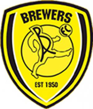Football Team Logo for Burton Albion