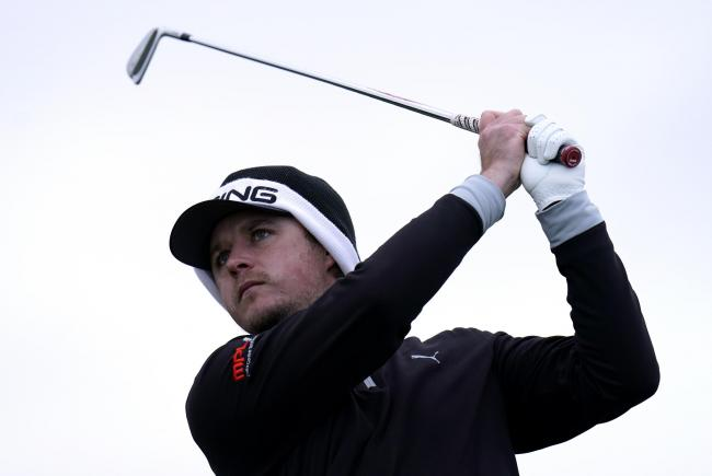 Eddie Pepperell Picture: Kenny Smith/PA Wire