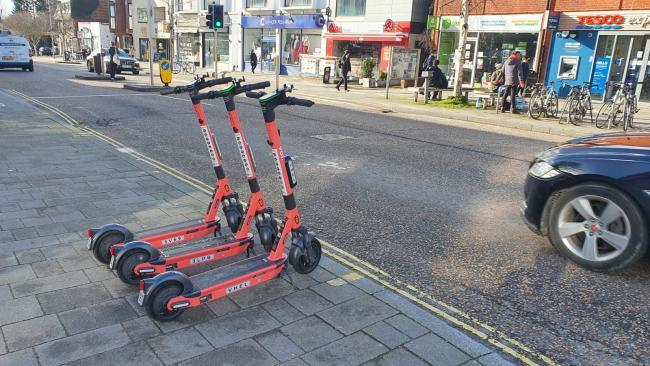 The new areas of Oxford which will have e-scooters next week