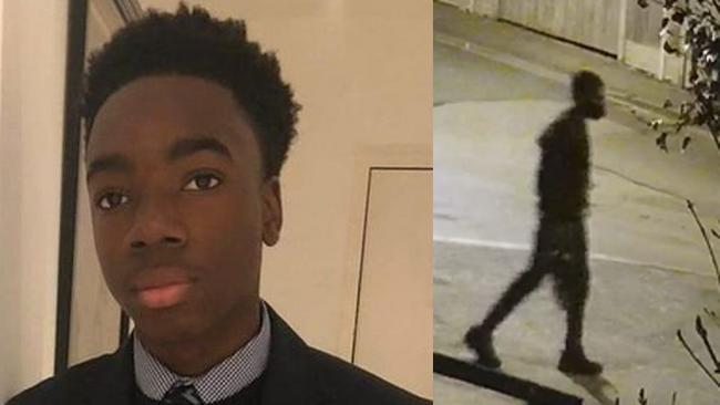 A body found in a lake identified as Oxford Brookes student Richard Okorogheye
