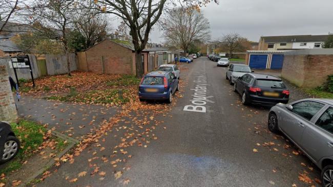 Boundary Brook Road. Pic: Google Maps