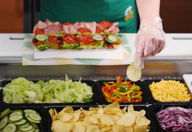 Oxford Mail: The sandwich chain has made the change at every UK store. (Subway)