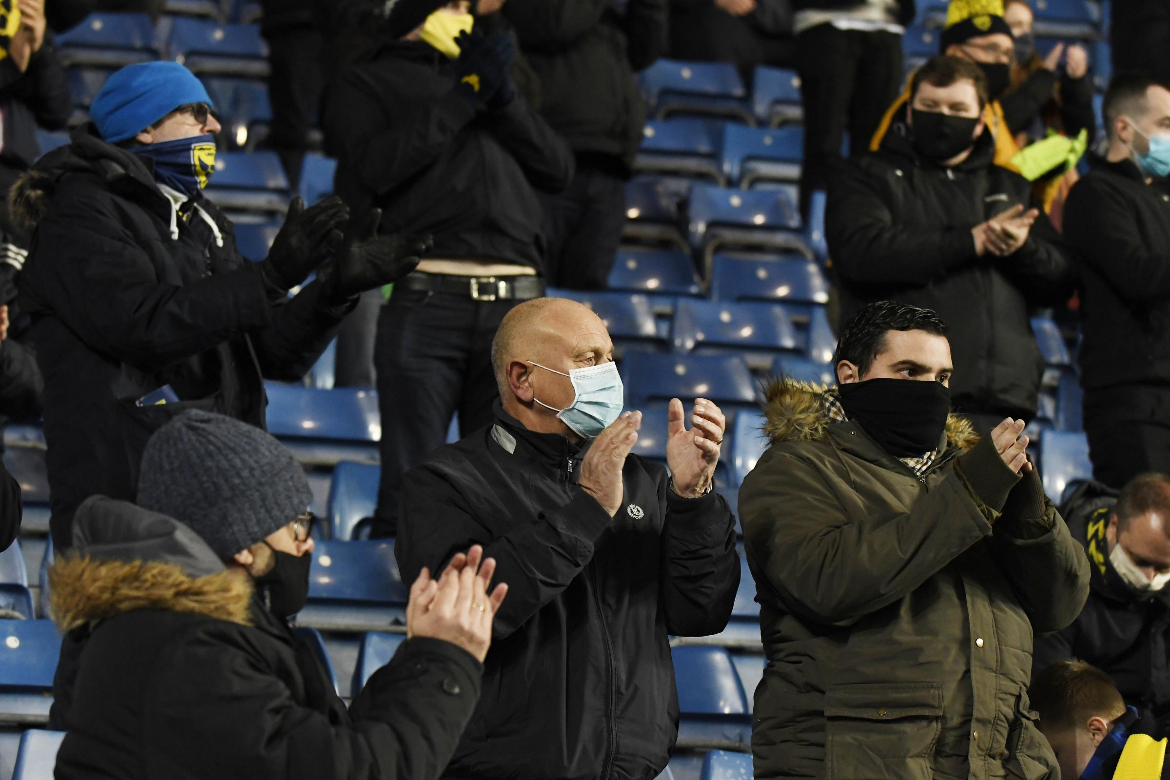 Oxford United need supporters for new 'Fans Council'