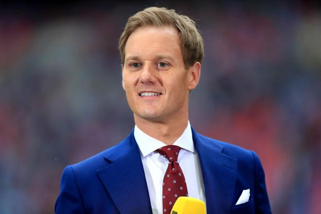 BBC presenter Dan Walker