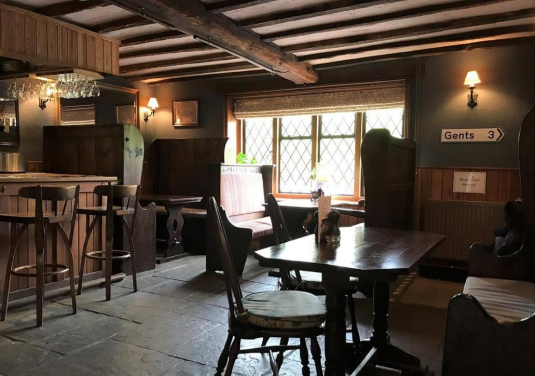 Inside 500-year-old Grade II listed pub on sale for £1 million