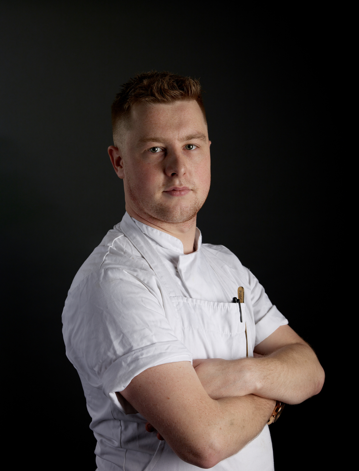 MasterChef: The Professionals champion Alex Webb