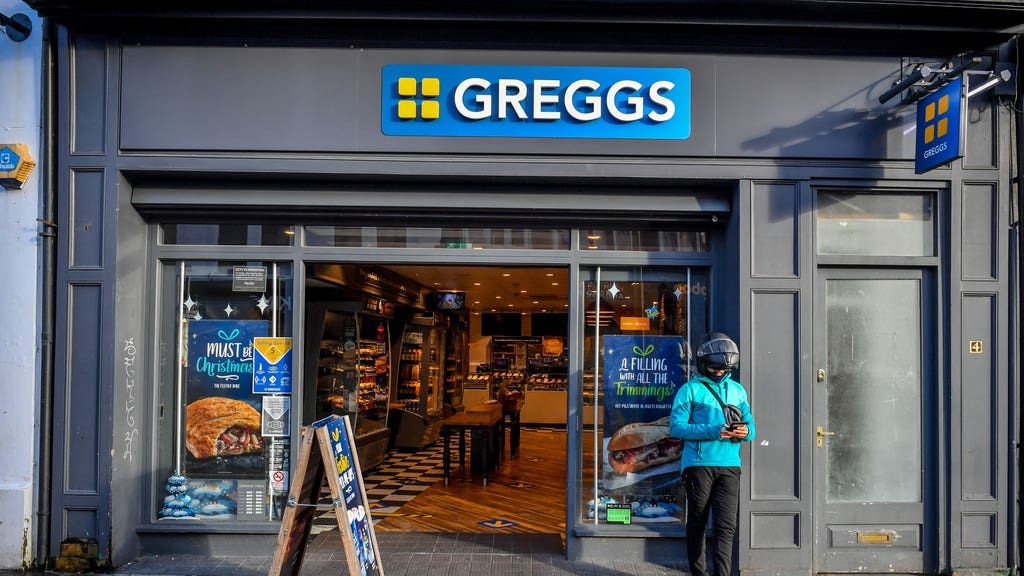 You can get a free Greggs every Friday and Saturday with O2, starting today